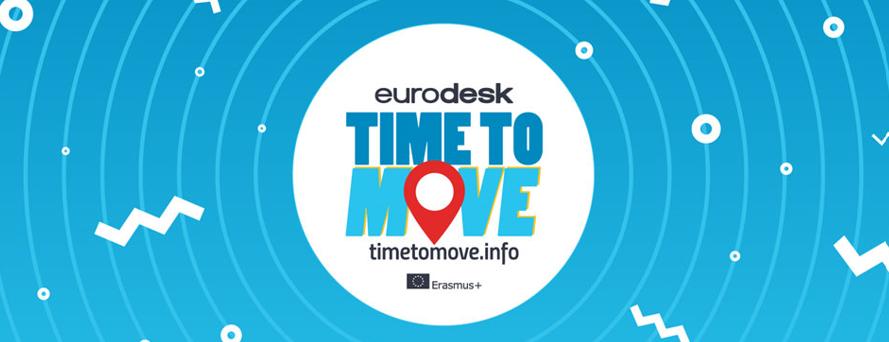 Uključi se u aktivnosti Time to move kampanje – zaigraj online kviz, avanturističku igru ili sudjeluj na radionici 99 Luftballons