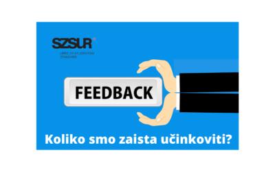 Za kraj godine nas ocijeni – ispuni upitnik o zadovoljstvu studenata radom SZSUR-a