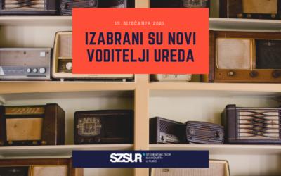 Izabran je novi Studentski pravobranitelj UNIRI i voditelji ureda SZSUR