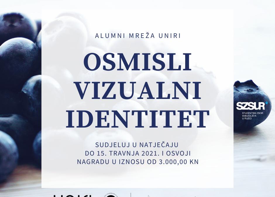 Natječaj za vizualni identitet Alumni mreže UNIRI