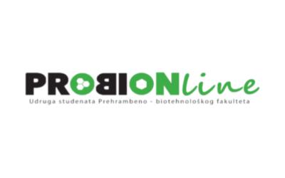 PROBIONline webinar: Primjena biopolimera u poljoprivredno-prehrambenom sektoru- od prehrambene ambalaže do nanotehnologije